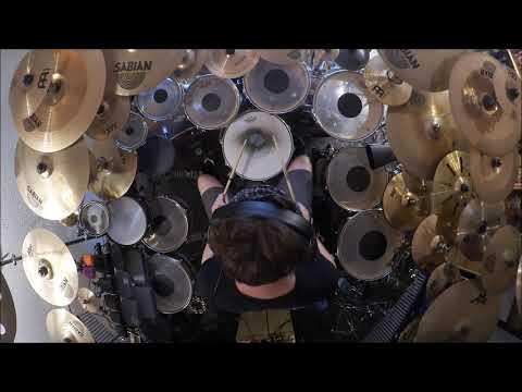Genesis - Mama (live) Drum Cover (High Quality Sound)