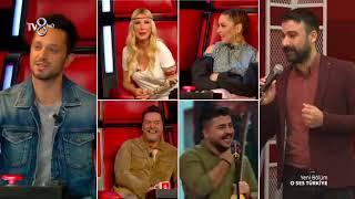 Susmak bilmedi. Herkesi gülme krizine soktu. | O Ses Türkiye 18 Kasım 2018