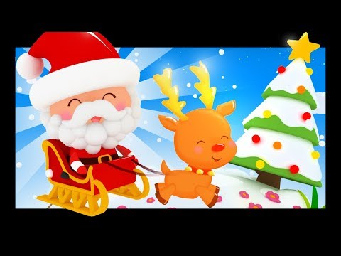 Petit Père Noël - Chansons et comptines de Noël pour bébés - Titounis