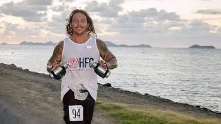 Man Running 3,000 Miles to Raise Money for Childhood Sex Abuse Victims thumbnail