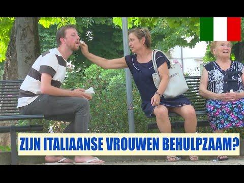 Streetlab - Zijn Italiaanse vrouwen moederlijke types? (Italië)