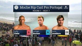 Moche Rip Curl Pro Portugal: R1, H7 Recap