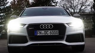 Audi RS7 Performance 605 PS Martin Laurent Chairman 25 TPR Imarketslive