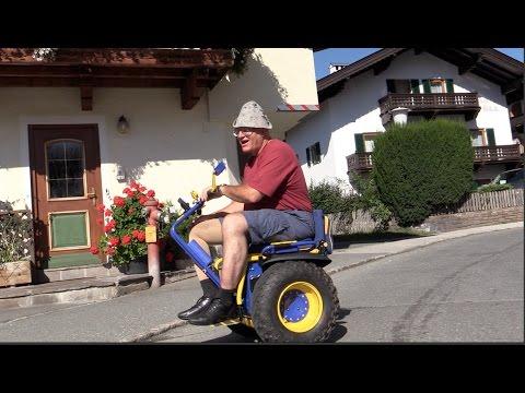 Rollstuhl Power Musik Anlage USB