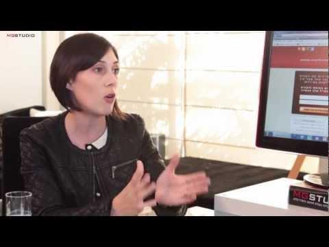 איך מעצב ואדריכל משווק בעזרת וידאו? לירון מור מתראיינת לתוכנית מפתחות עיצוב
