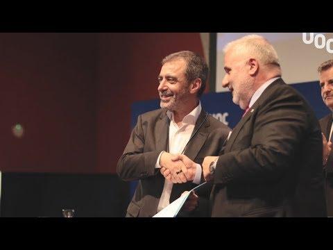 Manuel Borja-Villel, Doctor Honoris Causa | UOC