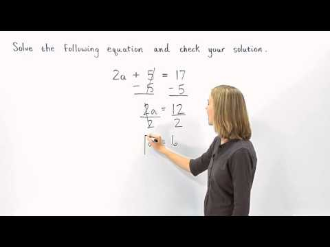 Mistakes in solving equations | expressions, equations, and inequalities | 7th grade | Khan Academy from YouTube · Duration:  3 minutes 48 seconds
