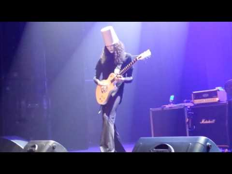 Buckethead - July 9, 2016, Portland, OR @Revolution Hall (Full Concert, Front Row) 1080P