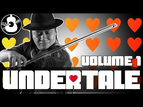Undertale - Strings of Determination Volume 1 - ALBUM STREAM || String Player Gamer
