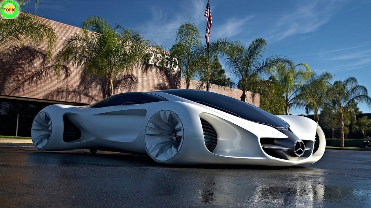 Top 10 Most Futuristic Cars In Development Youtube