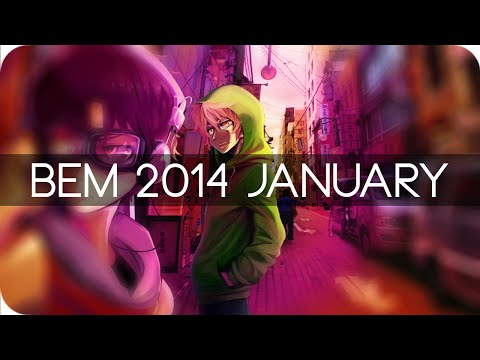 Best Electronic Music 2014 January ★ 2 Hours BEM