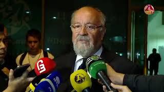 SPORTING - Marta Soares diz que Bruno de Carvalho é alvo de invejas