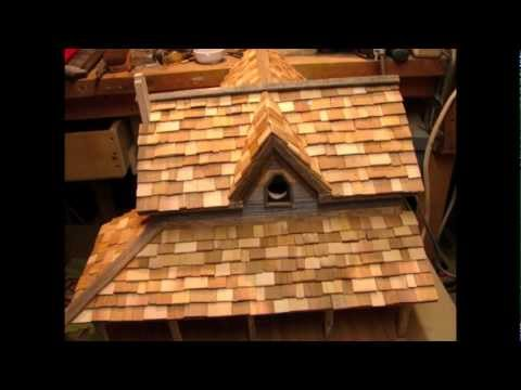 The Making of a Birdhouse - YouTube