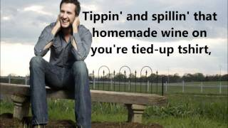Drunk On You - Luke Bryan (Lyrics)
