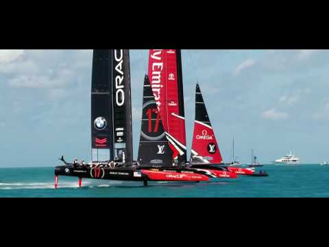 35th America's Cup - Race rules and knowledge