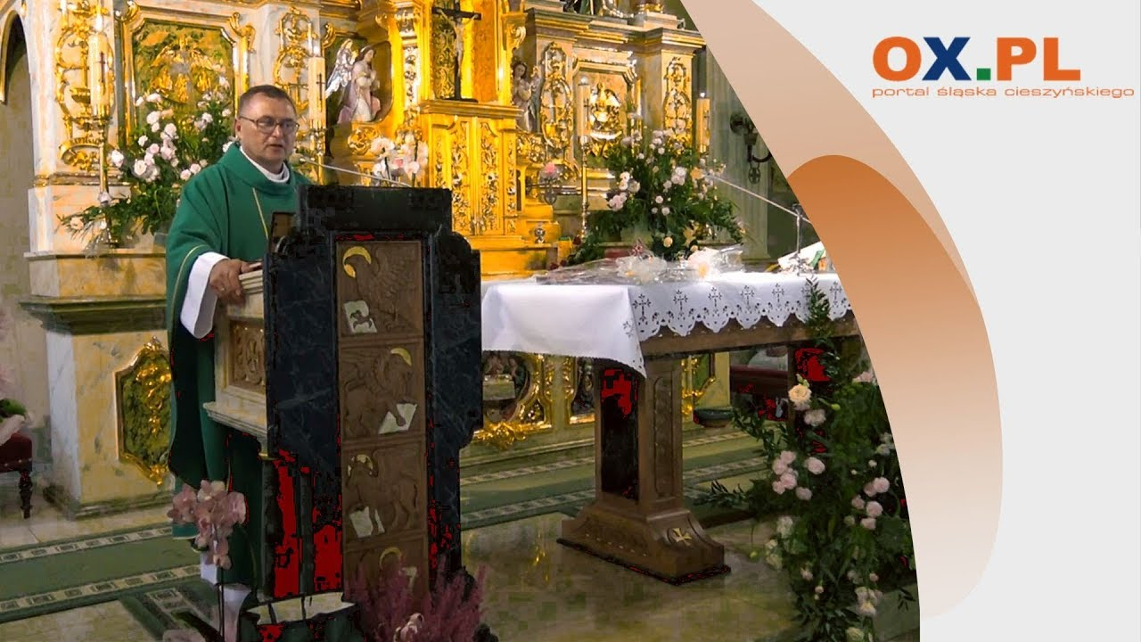 Pożegnanie Księdza Proboszcza Zdzisława Grochali