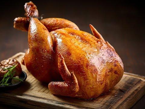 LC 22: Готовим в аэрогриле курицу! ВкусВилл магазин здоровой еды!