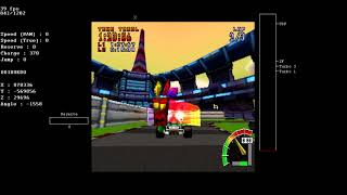 Slide Coliseum 21:55 Lap [TAS]