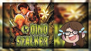 [ Dino Stalker ] Gun Survivor 3: Dino Crisis (Full playthrough)