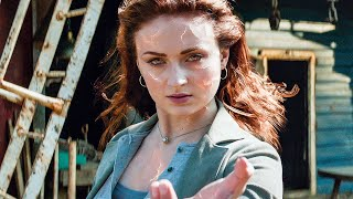 Jean Grey vs Magneto Scene - X-MEN DARK PHOENIX (2019) Movie Clip