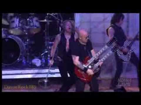 WARRANT - Live At M3 Rock Festival 2012 [Full Concert]