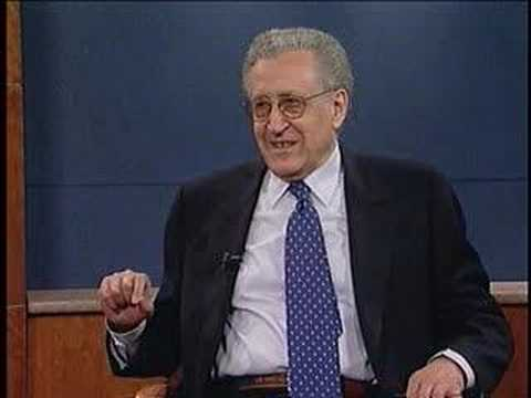 Conversations with History: Lakhdar Brahimi