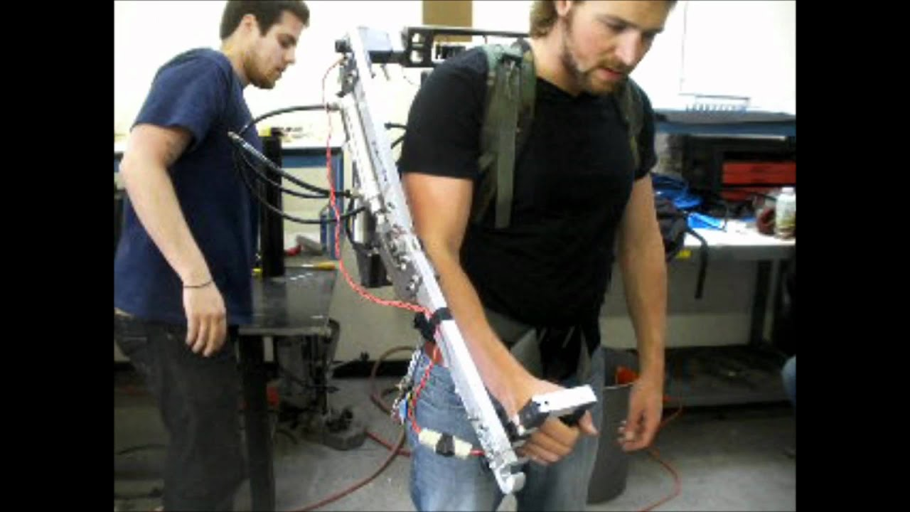 BioMechanical Engineering Senior Project  Robot Rock  YouTube