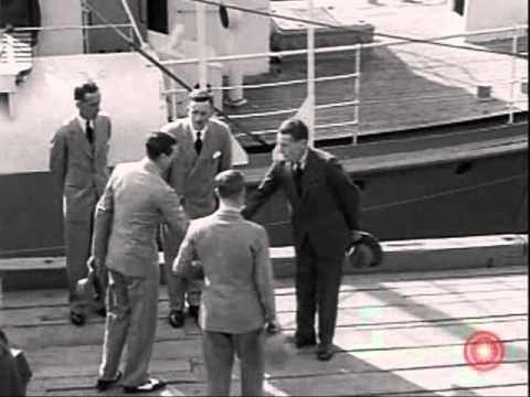 1931 Prince of Wales Visits Bermuda