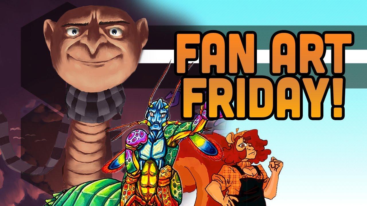 Fanart Friday! (May 2021)