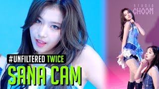 [UNFILTERED CAM] TWICE SANA(사나) 'I CAN'T STOP ME' 4K | BE ORIGINAL