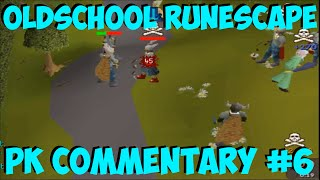 Oldschool Runescape - DDS RAMBO! + Abyssal Tentacle Pking | Pk Commentary #6