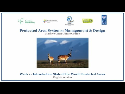 Introduction State of the world protected areas (EN)