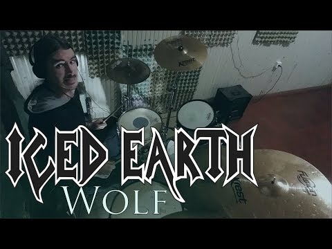 ICED EARTH - Wolf (Drum Cover by Michel M. Fauth)