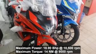 2017 Suzuki Gsx-R150 Stronger Red Colour Bike Price | Spac | Review 😍😍