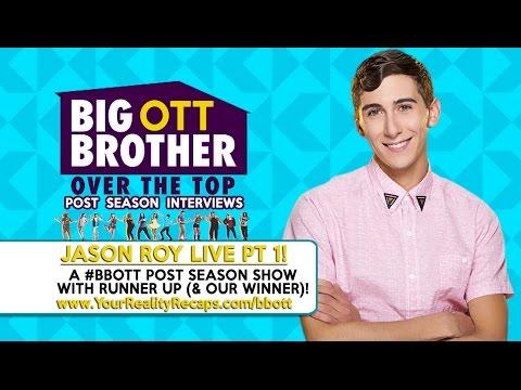 #BBOTT Jason Roy Post Season Interview !