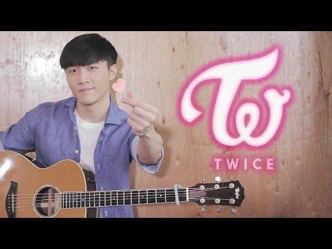 TWICE - LIKEY Guitar Cover