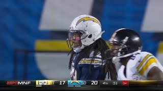 Antonio Brown vs Jason Verrett (2015) | WR vs CB Matchup