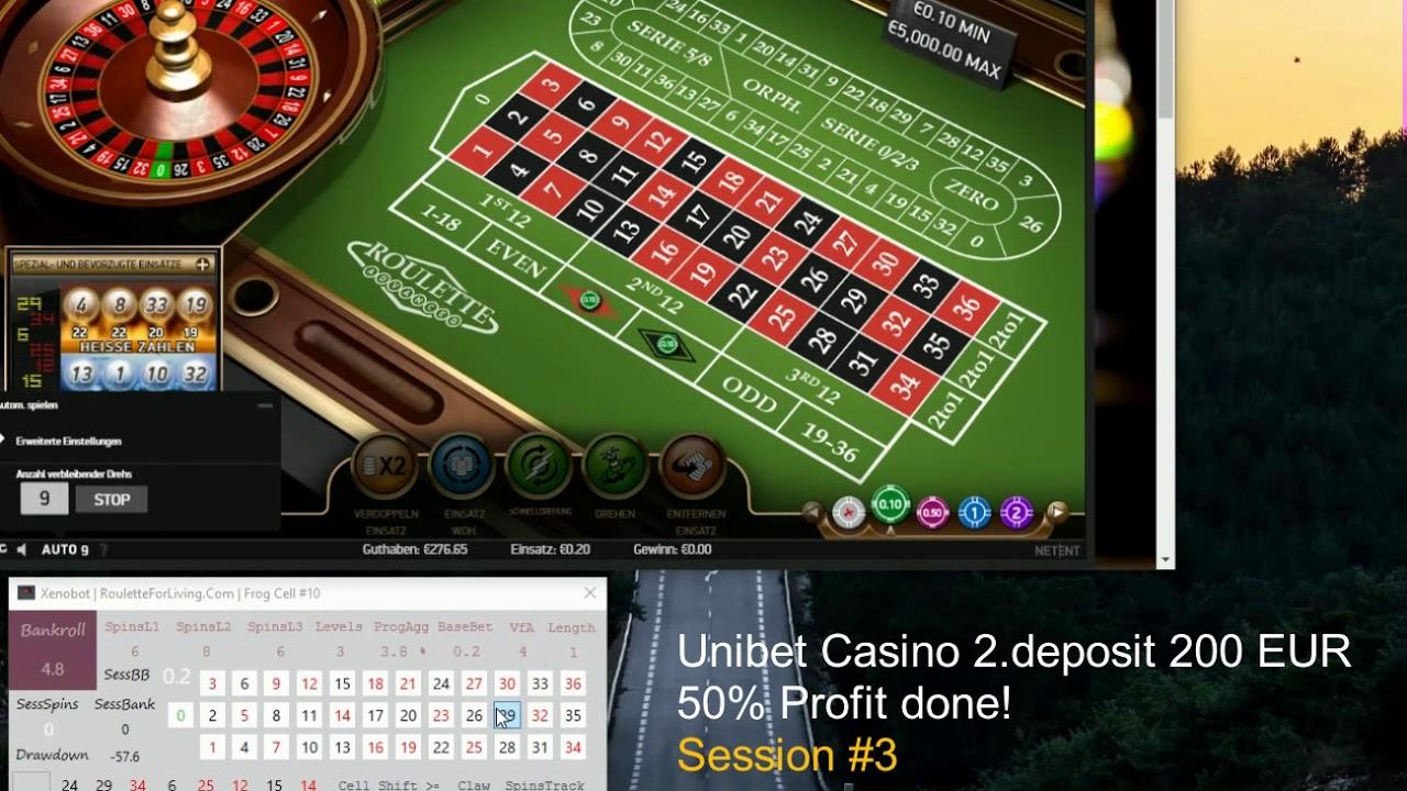 Online Casino Roulette Strategy - Silverbird