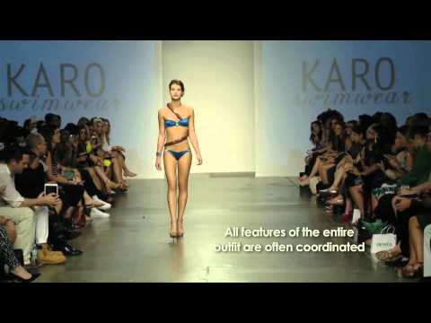 Karo Swimwear and Bikinis Spring and Summer Collection