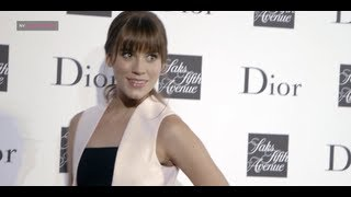 Ashley Madekwe and Christa B. Allen Dish About Dior | Fashion Week Spring 2014