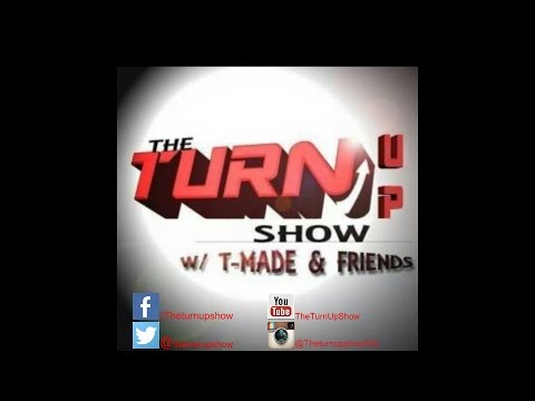 The Turn Up Show #5 Complete W/The Nappy Roots