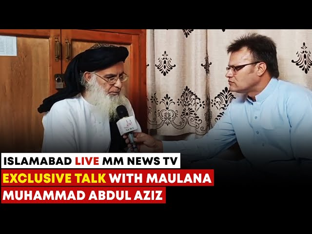 Exclusive Talk With Maulana Muhammad Abdul Aziz