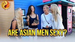 Do American Women Think Asian Men Are Sexy (AMWF)? 美国女生认为亚裔男生性感吗? 미국 여성들은 한국 남성 이 섹시 하다고 생각 하십니까?