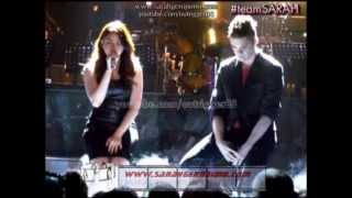 Sarah Geronimo & Bamboo - Just Give Me A Reason [The Voice Promo] OFFCAM (05May13)