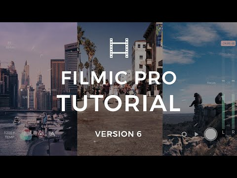How to Setup and Use FiLMiC Pro on Your iPhone | FiLMiC Pro Tutorial