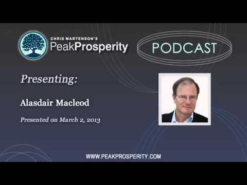 Alasdair Macleod: Europe is in Worse Shape Than Everyone Thinks