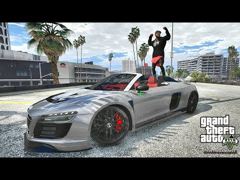GTA 5 MOD#207 LET'S GO TO WORK!! (GTA 5 REAL LIFE MOD)