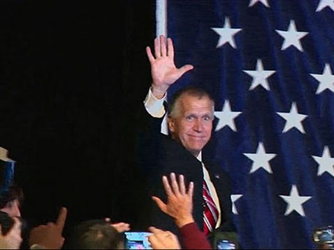 Republican Thom Tillis Wins Election to Senate