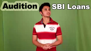 Audition 19 - SBI Home Loans (Advertisement) | Actor Pankaj Khatavkar - Hindi