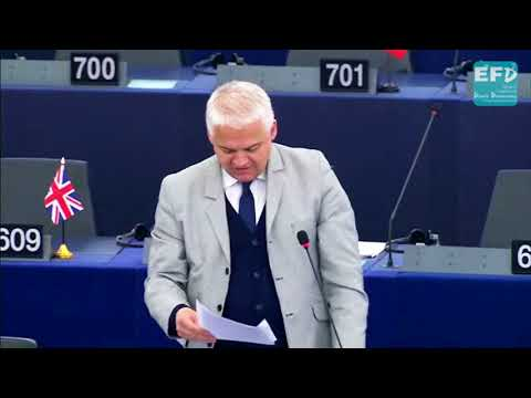 Prospect of Brexit spurring EU interest in trade deals with Australia and NZ - Patrick O'Flynn MEP